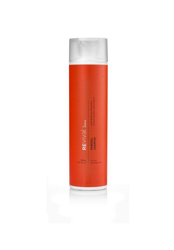REVIVAL Mineral Shampoo For Dry & Damaged Hair 300gr
